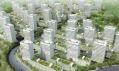 Nová soulská čtvrť Gangnam a vítězný projekt pro zónu A3 od Riken  Yamamoto