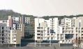 Nová soulská čtvrť Gangnam a vítězný projekt pro zónu A4 od  Cooparch