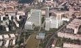 City Pankrác v návrhu z roku 2001