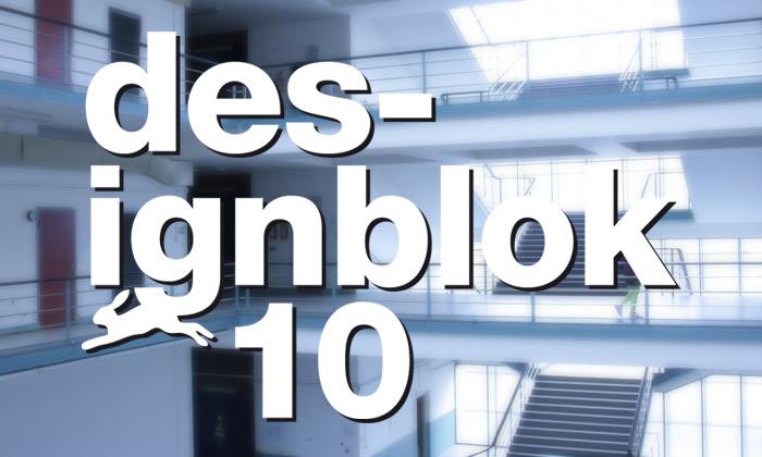 Designblok 2010 proběhne vjediném Superstudiu