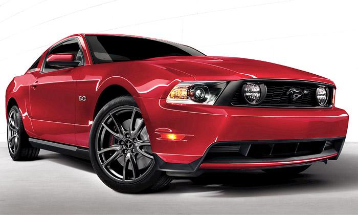 Přichází nový model vozu Ford Mustang narok 2011