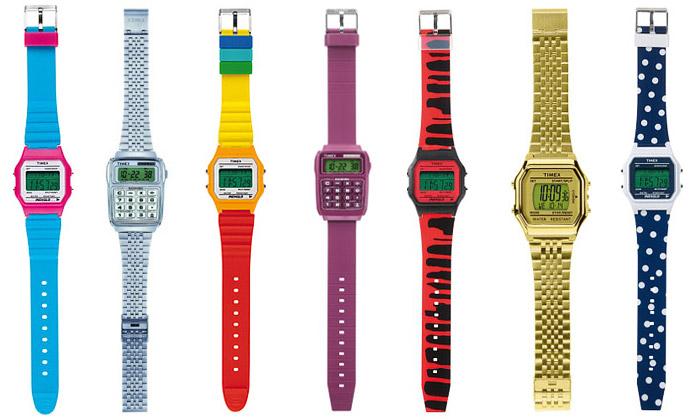 Přichází další nová retro kolekce hodinek Timex 80