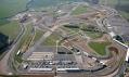 Britský okruh Silverstone po přestavbě od Populous