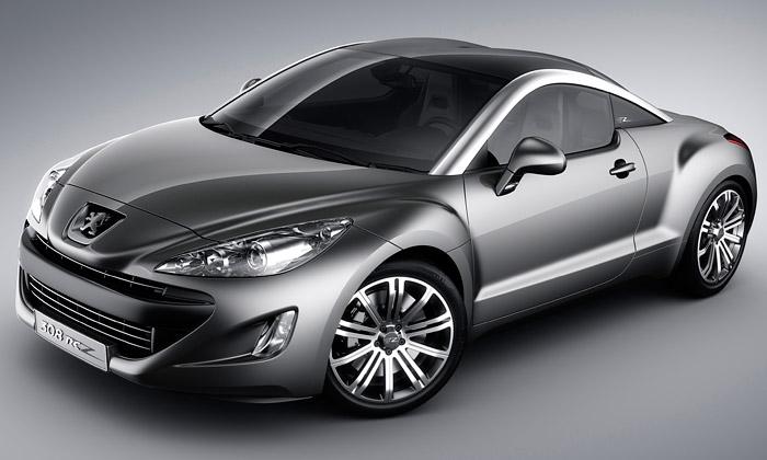 Sportovní kupé Peugeot RCZ přichází načeský trh