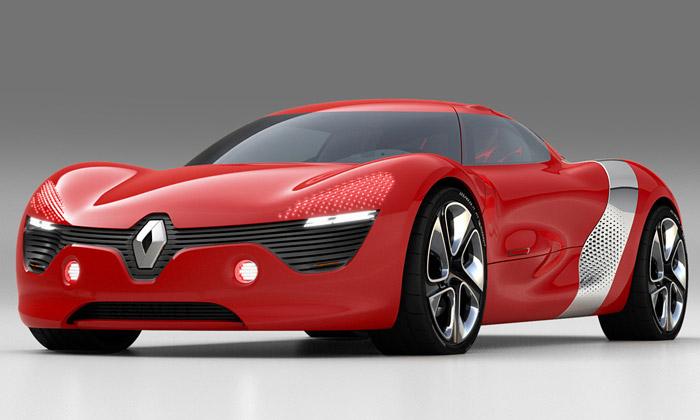 Renault DeZir jeelektrický sporťák budoucnosti