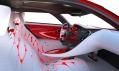 Koncept sportovního vozu Renault DeZir