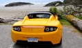 Elektricky poháněný Tesla Roadster ve verzi 2.5