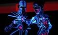 UV bodypainting vpodání umělce Alienjedna