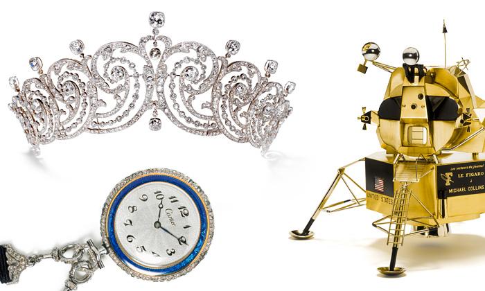 Překrásné šperky značky Cartier navýstavě vPraze