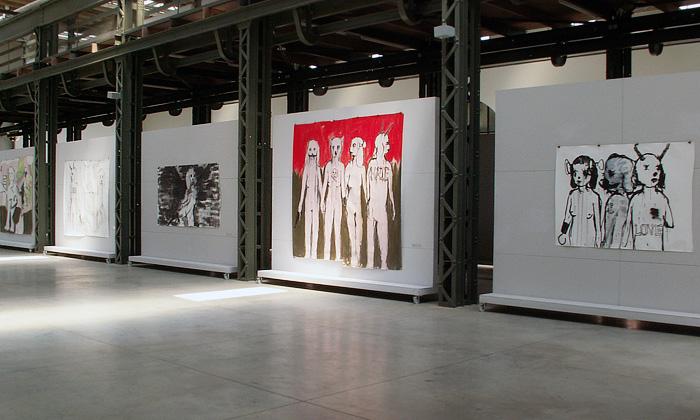 Wannieck Gallery vystavuje šest současných malířů