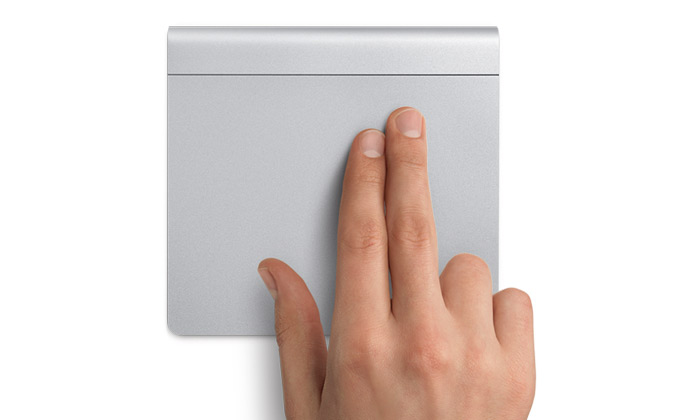 Apple uvedl magickou destičku Magic Trackpad