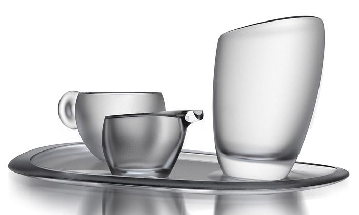 Bohemia Machine čeří vody českého designu skla