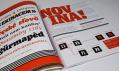Časopis Font číslo 111 na téma Tenis