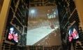 Výstava v českém pavilonu na Expo 2010 - Žijeme hokejem