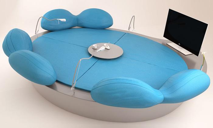 Future Systems Sofa odJana Kaplického jevprodeji