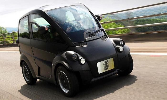 Gordon Murray představil nový microautomobil T.25