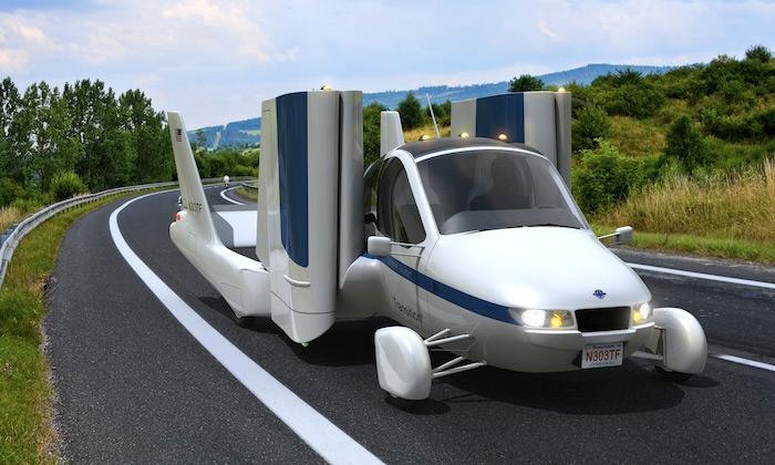 Do prodeje jde létající auto Transition odKiBiSi