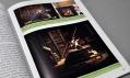 Nick Moran a jeho kniha Světelný design