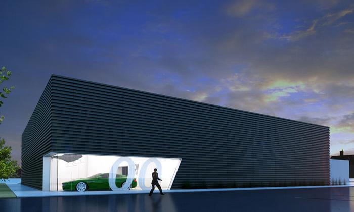 Muzeum vozidel Jamese Bonda bude stát uChicaga