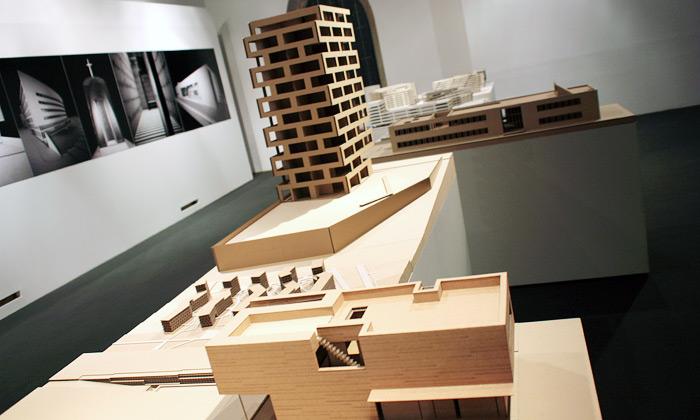 Aulík Fišer Architekti vystavují retrospektivu vGJF