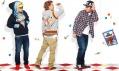 Pánská módní kolekce Ice Cream na období podzim a zima 2010 až 2011