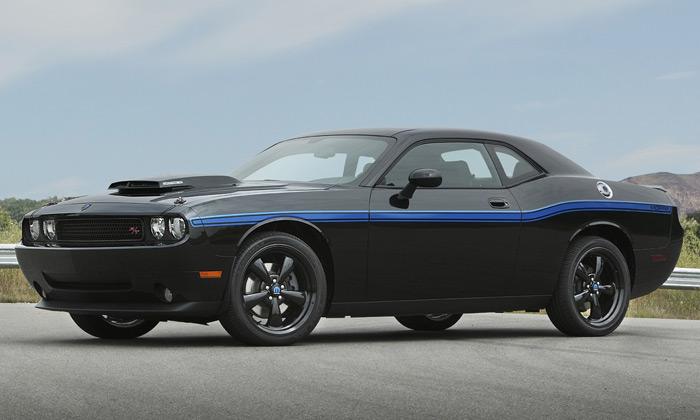 Mopar limitovaně prodává sporťák Dodge Challenger