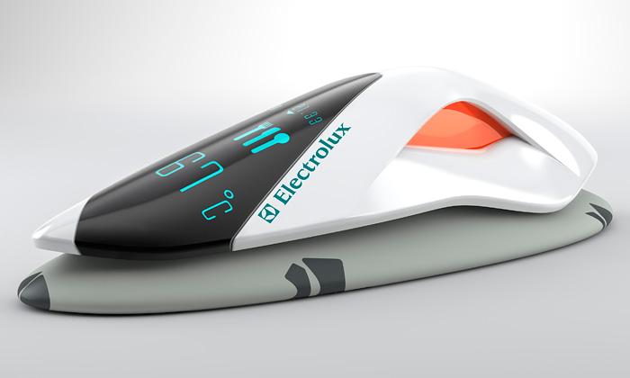 Electrolux Design Lab 2010 vyhrál ohřívač Šnek