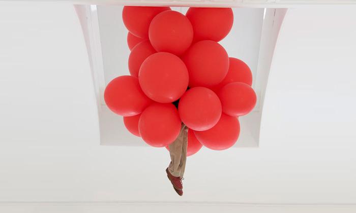 Výstřední současné umění navýstavě Newspeak