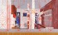 Výstava Newspeak v Saatchi Gallery: Hurvin Anderson