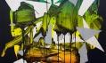 Výstava Newspeak v Saatchi Gallery: Luke Rudolf