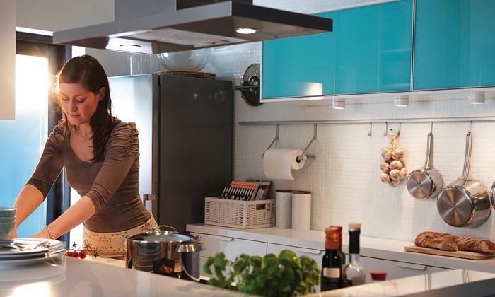 Katalog Ikea 2011 odhaluje nové kuchyně ijídelny