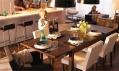 Novinky z katalogu Ikea 2011: Kuchyně Factum a jídelní stůl Bjursta a židlemi Nils