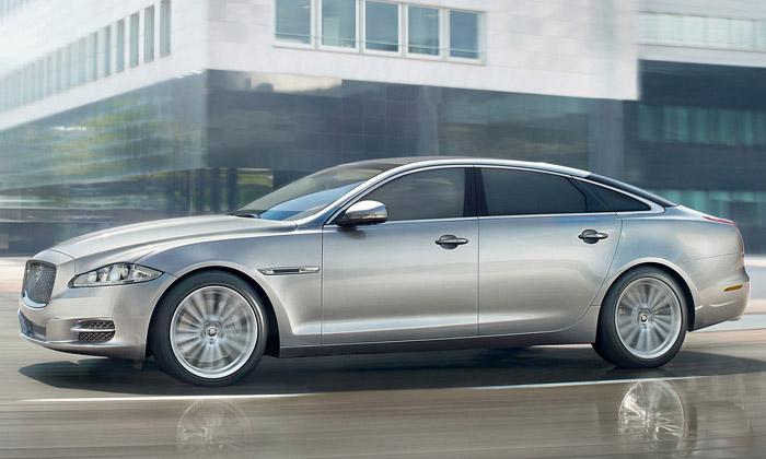 Jaguar přichází spancéřovaným vozem XJ Sentinel