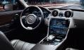 Běžnější a stále luxusní vůz Jaguar XJ