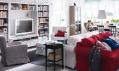 Novinky z katalogu Ikea 2011: Vitrína Hemnes a polštáře Birgit