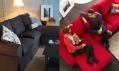 Novinky z katalogu Ikea 2011: 2místná pohovka s lenoškou Kivik