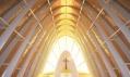 Nový katolický kostel pro Lagos v Nigérii od architektů DOS