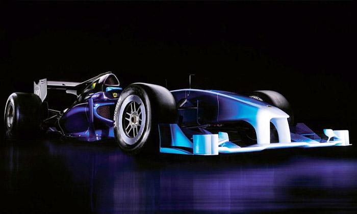 F1 monopost Lotus Exos Type 125 sériově vprodeji