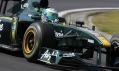 Vůz Lotus Formule 1 pro rok 2010