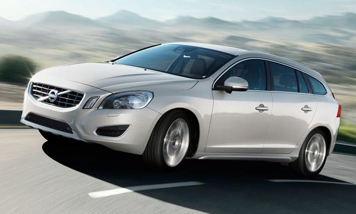 Volvo má nový dynamický sportovní kombík V60