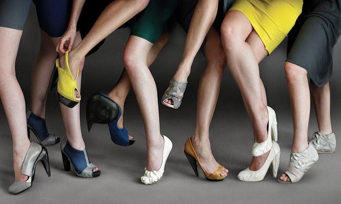 Serbáková ukáže naDesignbloku extravagantní obuv