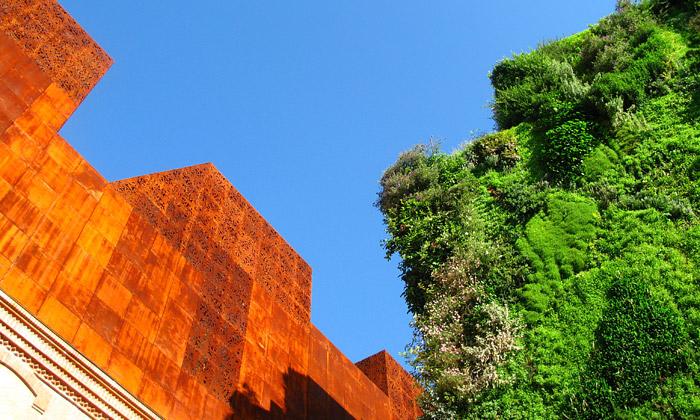 Architecture Week 2010 letos veznamení zelené