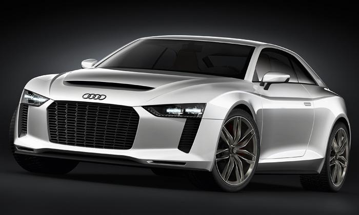 Legendární Audi Quattro opět ožívá jako Concept