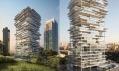 Herzog & de Meuron a jejich Beirut Terraces v libanonském Bejrútu