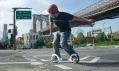 Jízda na FreeRider SkateCycle