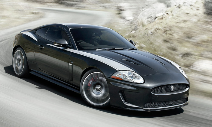 Jaguar udělal výroční limitované edice XKR 75 a175
