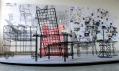 Designblok 2010: Jan Plecháč - Icons na své první instalaci