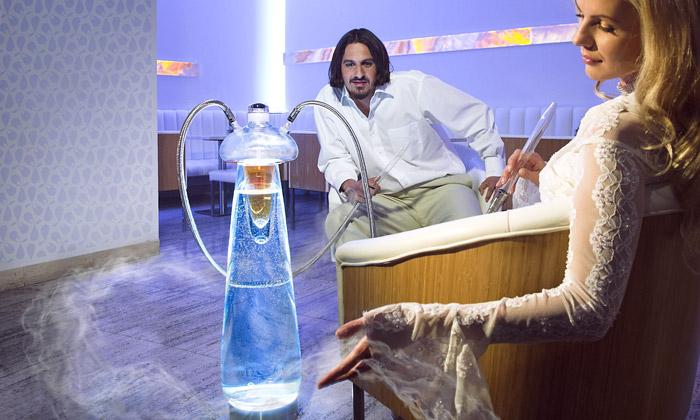 Meduse Design představili luxusní LED vodní dýmky
