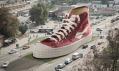 Reklamní kampaň na boty Novesta