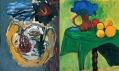 Výstava Monet—Warhol v Národní galerii v Praze: Georg Baselitz a Gabriele Münter